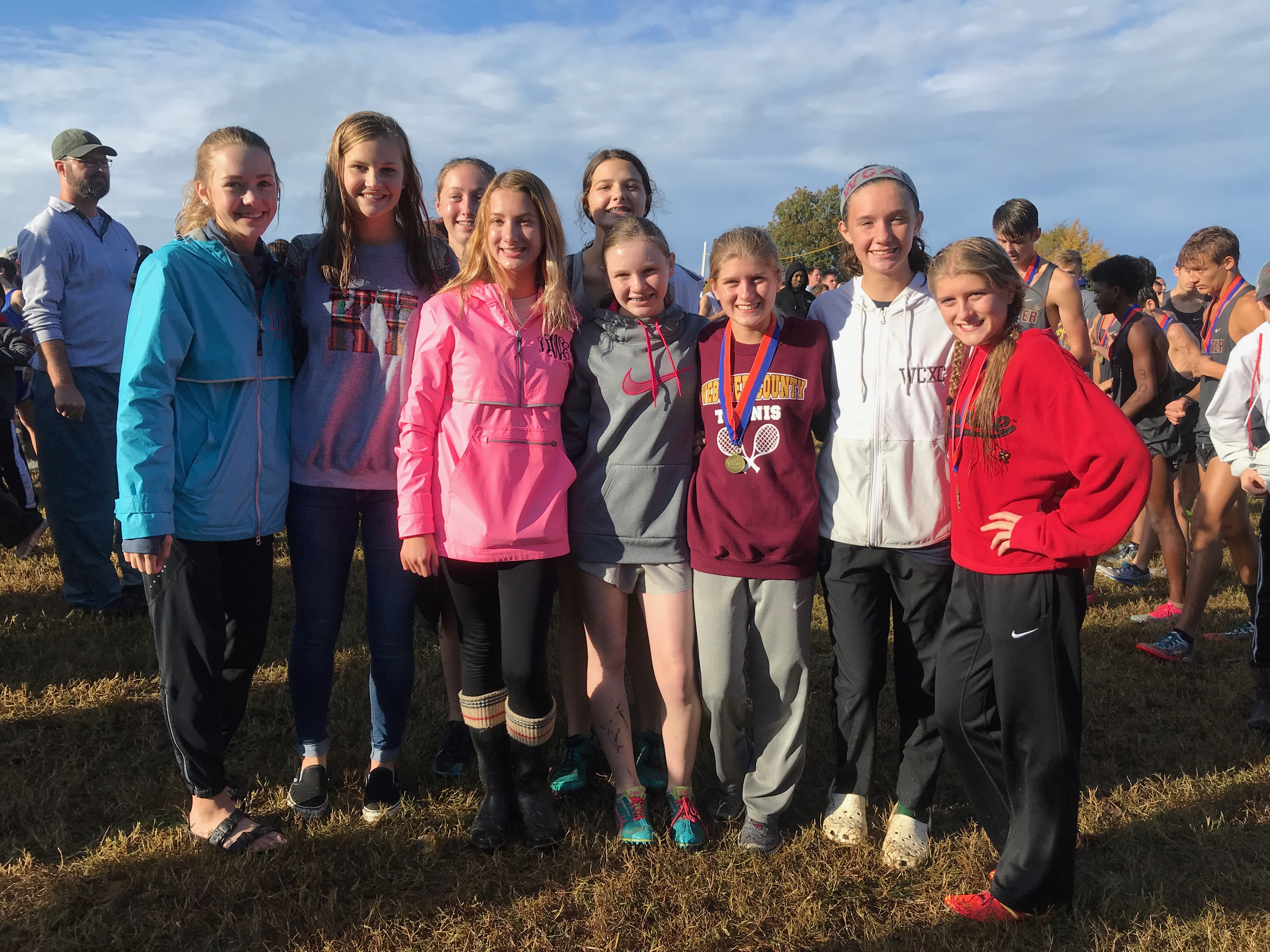 Girls XC Reg. 2019