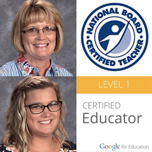 Sebree National Bd and Google Cert teachers