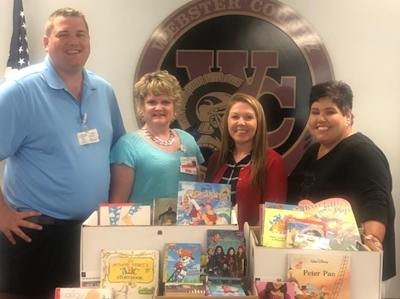 Baptist Health Book Donation
