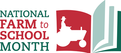 FARM TO SCHOOL MONTH LOGO
