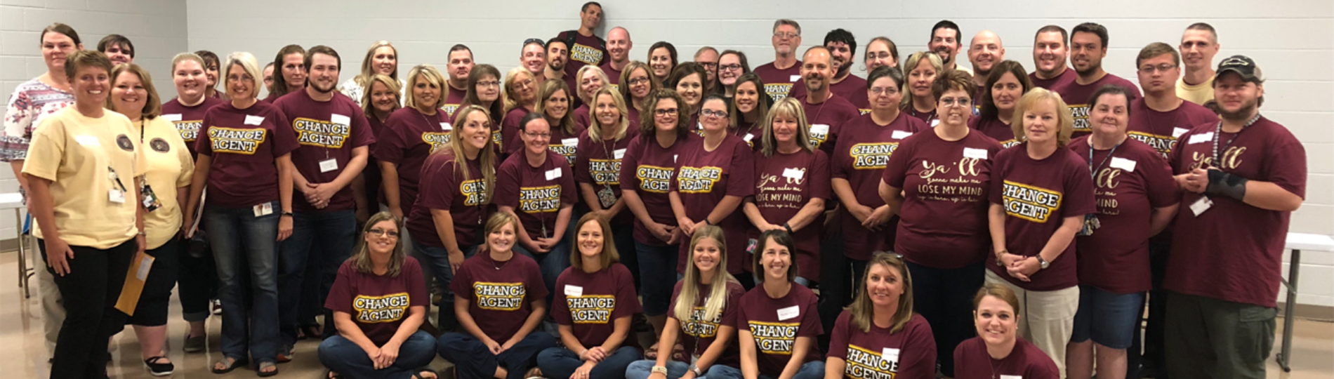 WCHS Staff Opening Day 2018