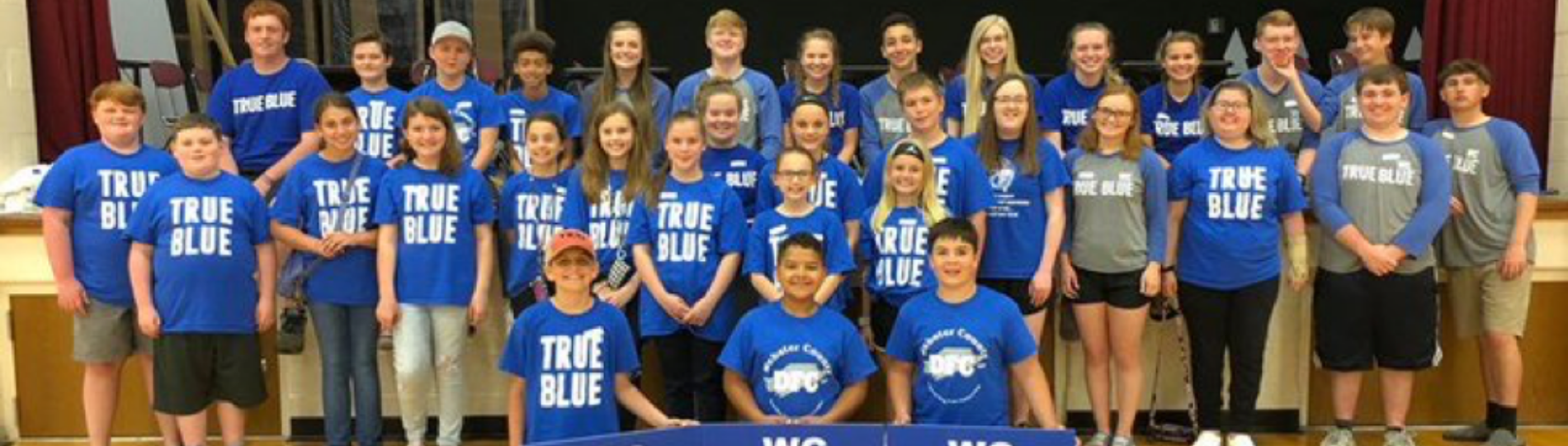 Webster County True Blue Crew
