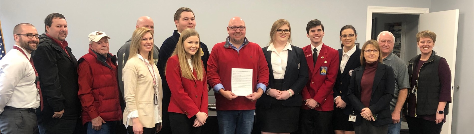 Fiscal Court Recognizes CTE
