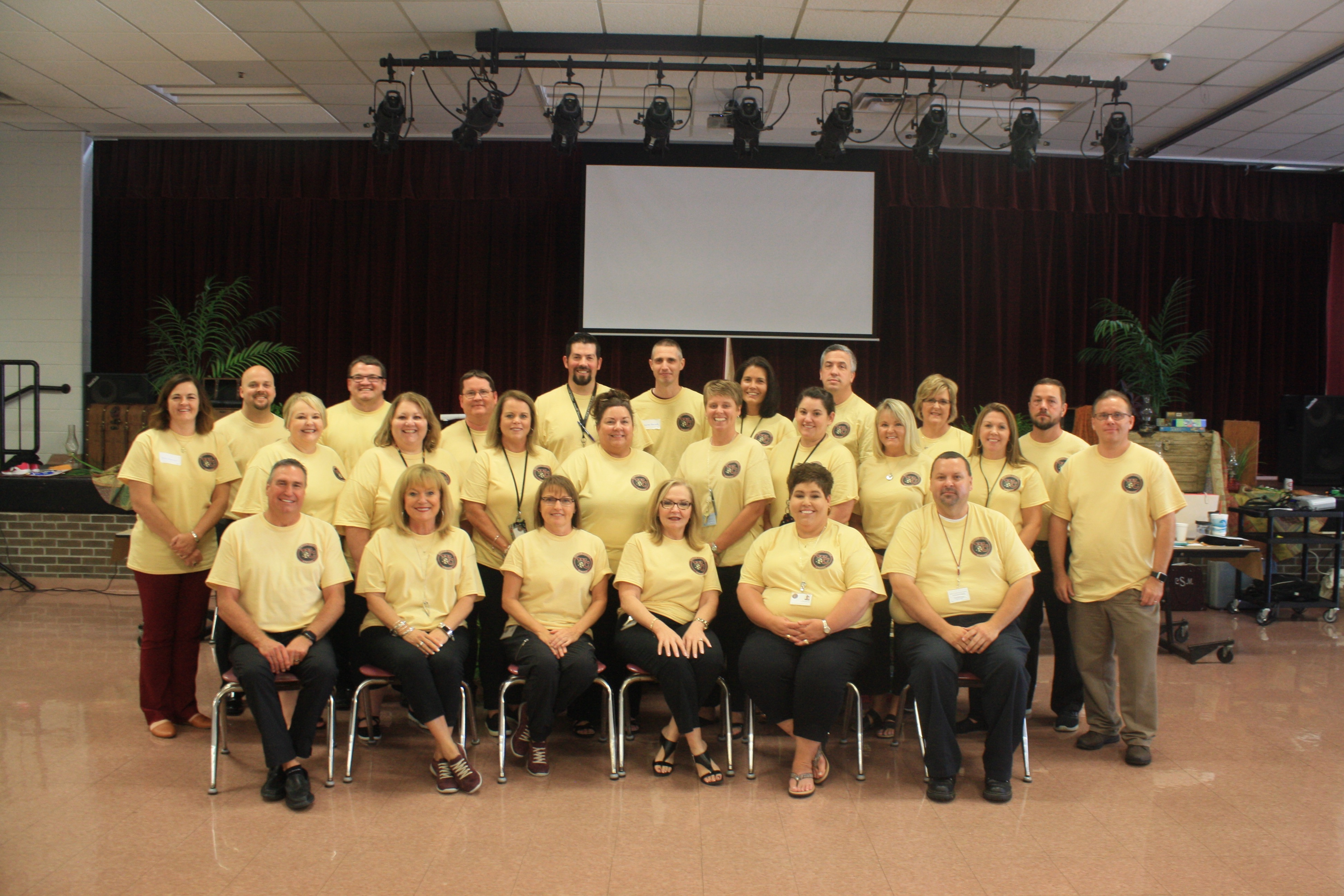 District Administrators Opening Day 2018